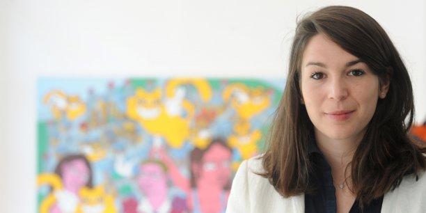 Léna Geitner, fondatrice et directrice de Ronalpia.