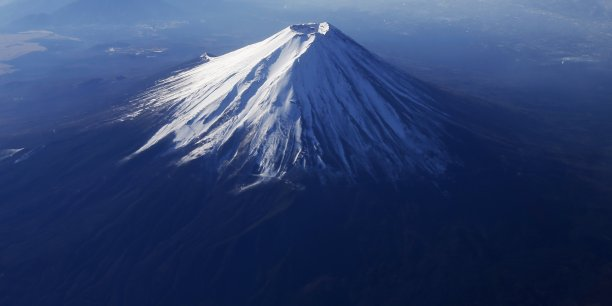 Huit points d'accès Wi-Fi seront disposés sur le mont Fuji, y compris dans les trois chambres d'hôtes disponibles autour de la montagne et à la pointe de son sommet.