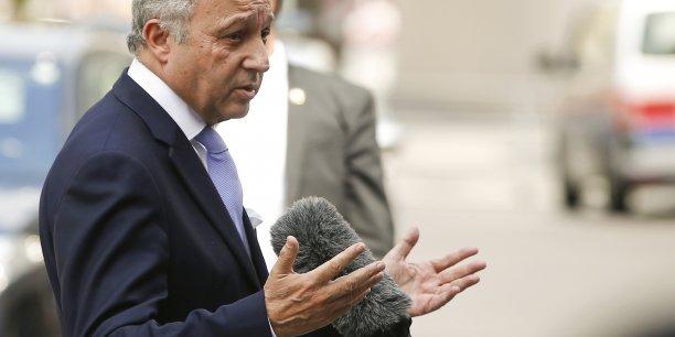 J'espère, j'espère que nous rentrons dans la phase finale de cette négociation marathon, a déclaré en début d'après-midi Laurent Fabius à son retour dans la capitale autrichienne.