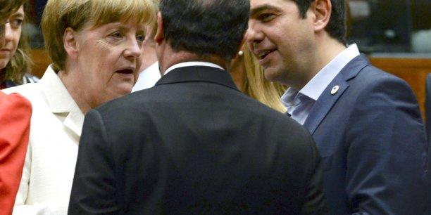 La zone euro a changé de visage ce 13 juillet.