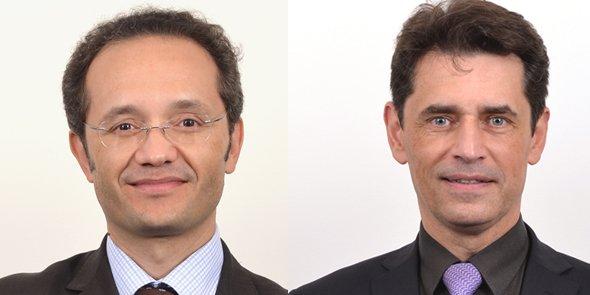 Olivier Camau prendra en septembre la direction régionale de la CDC. Thierry Ravot est nommé directeur préfigurateur de la future grande région.