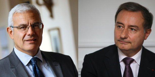 Alain Di Cresenzo et Jean-Luc Moudenc sont prêts à collaborer plus étroitement