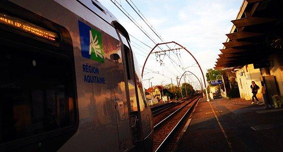 Le rôle territorial des TER en Nouvelle-Aquitaine est au coeur de la polémique.