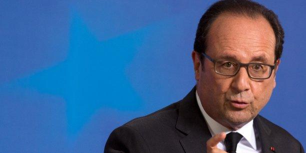 La zone euro a su cette semaine réaffirmer sa cohésion avec la Grèce. Mais nous ne pouvons en rester là, estime François Hollande.