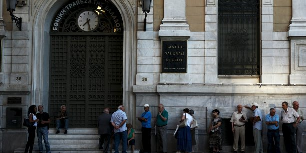 Les banques grecques ont rouvert leurs portes - Plafond livret jeune societe generale ...