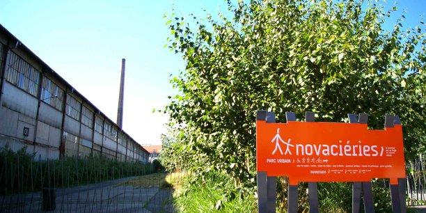 Novacieries à Saint-Chamond fait partie des ecoquartiers labelisés.