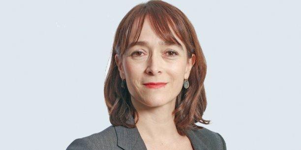 Delphine Ernotte, qui porte le projet de future chaîne d'info publique, a réussi à mobiliser Radio France dans le projet.