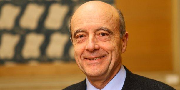 Alain Juppé, candidat LR à la primaire pour la présidentielle 2017.