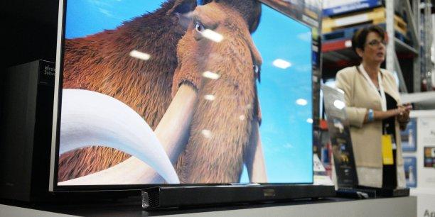 Convaincus que l'UHD améliore nettement l'expérience de la simple HD, 210 000 foyers ont été séduits par les écrans UHD en 2014