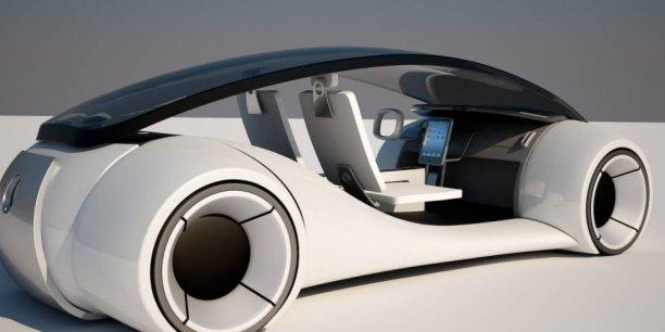 l offensive secr te d apple dans la voiture connect e. Black Bedroom Furniture Sets. Home Design Ideas