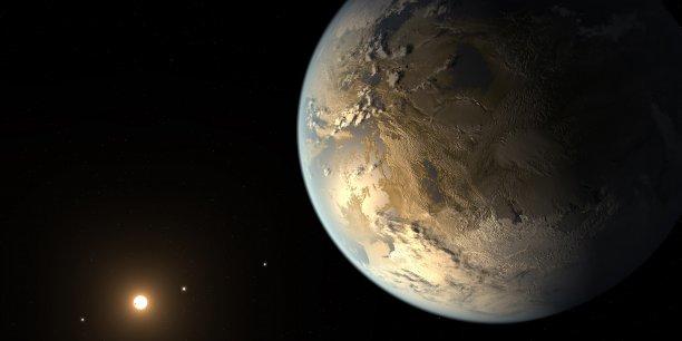 Kepler-452b tourne autour d'une étoile plus ancienne que le soleil, mais dont les caractéristiques sont proches. La distance entre la planète et son étoile est équivalente à celle que nous partageons avec le Soleil.