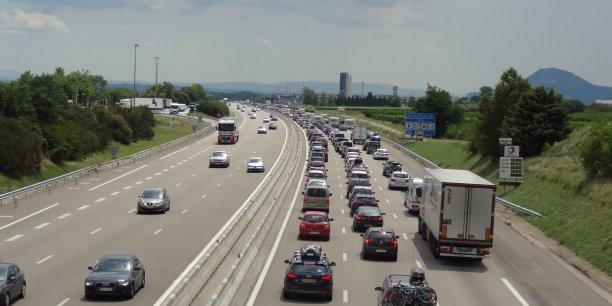 autoroutes du sud de la france