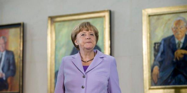 Les taux d'emprunts allemands ont chuté lorsqu'Alexis Tsipras a annoncé, en juin, un référendum en Grèce sur le plan d'aide.