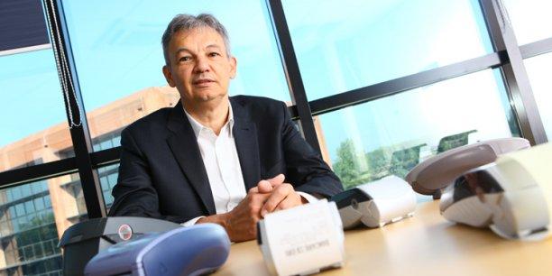 Alain Lacour, PDG de Lyra Network