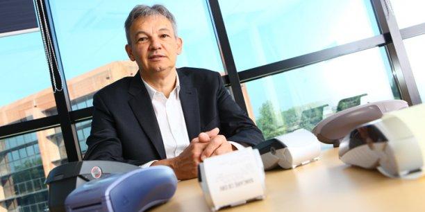 Alain Lacour, président du groupe fondé en 2001 à Labège