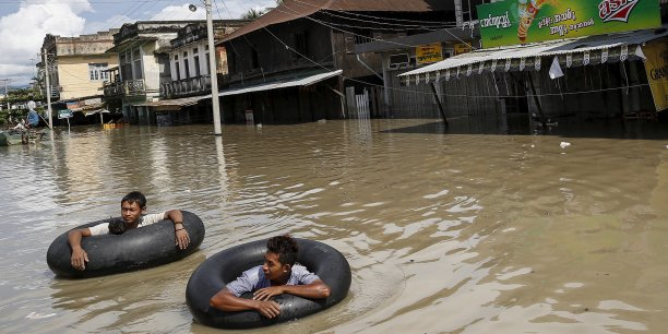 L'Asie a comptabilisé 48% des catastrophes naturelles et 85% du nombre des décès de 2014.