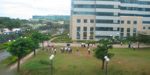 L'International Tech Park de Bangalore accueille une grande partie des start-ups de la Indian Valley. Le pays compte aujourd'hui 3.100 start-ups et devrait en accueillir 11.500 en 2020.