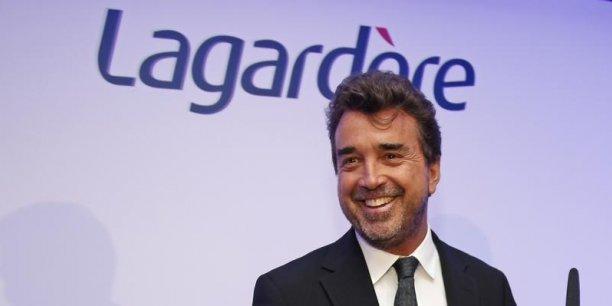 Le groupe Lagardère va devenir le numéro 2 de la distribution dans les aéroports nord-américains.