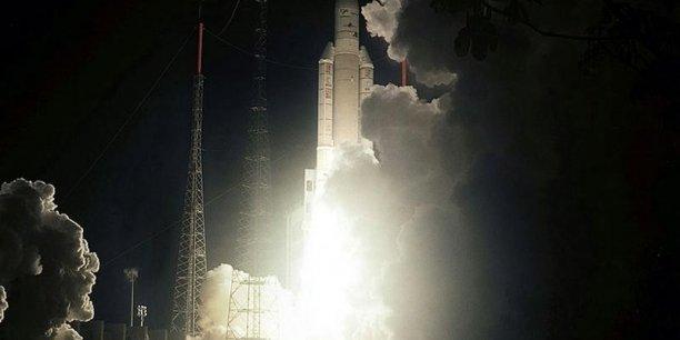 Le lanceur européen va très certainement voler cette année le record de lancements réussis d'affilée par Ariane 4 (74 lancements)