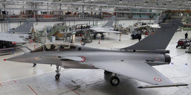 L'armée de l'air et la Marine recevront 9 Rafale en 2016