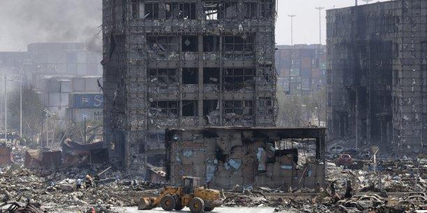 Le souffle de l'explosion équivalent à 3 tonnes de TNT d'après des experts sismologues a été ressenti à plusieurs kilomètres à la ronde.