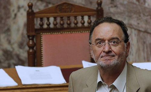 L'ancien ministre de l'énergie grec, Panayiotis Lafazanis, entend organiser l'opposition au mémorandum en dehors de Syriza