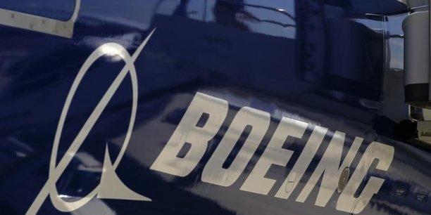 Boeing partage environ la moitié du marché aéronautique chinois avec AIrbus.
