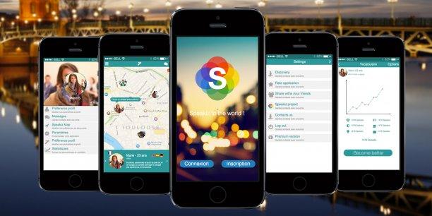 L'application Speakiz sera lancée courant septembre.