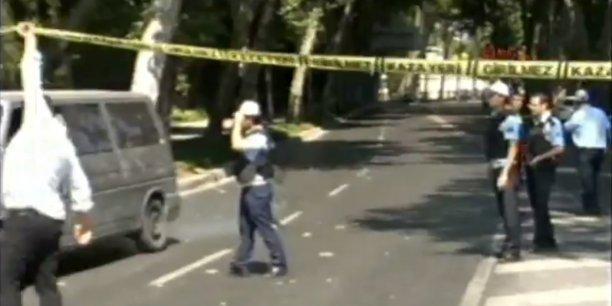 Certains médias turcs font état d'une explosion mais cette information n'a pu être confirmée de façon indépendante.