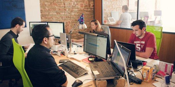 L'espace Etincelle coworking a ouvert ses portes début 2015