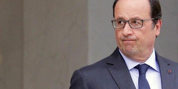 Depuis son élection à la tête de l'État, l'économie française est en panne.