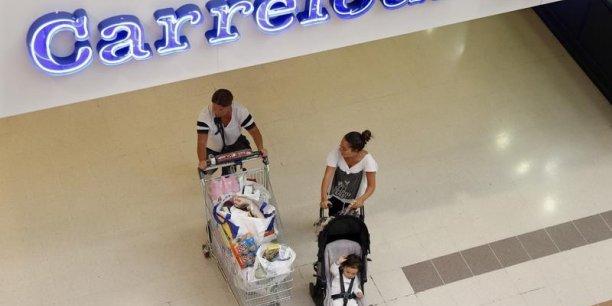 Carrefour compte acquérir Rue du Commerce, site spécialisé au départ dans la vente de produits électroniques en ligne.