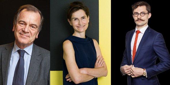 Parmi les intervenants du M.A.O. : François Debiesse président délégué de l'ADMICAL, Nathalie Moureau, maître de conférences à l'université Paul-Valéry de Montpellier et Arnaud Dubois, directeur associé d'IP ART.
