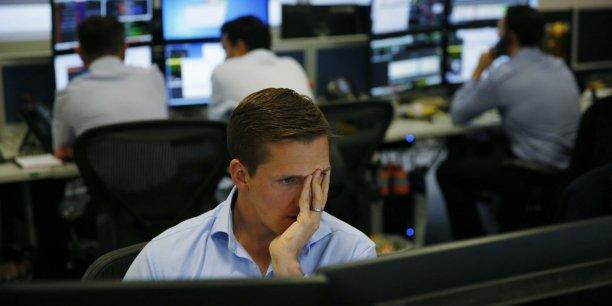 Lundi 24 août, le plongeon de la bourse chinoise a entraîné dans sa chute l'ensemble des places financières mondiales.