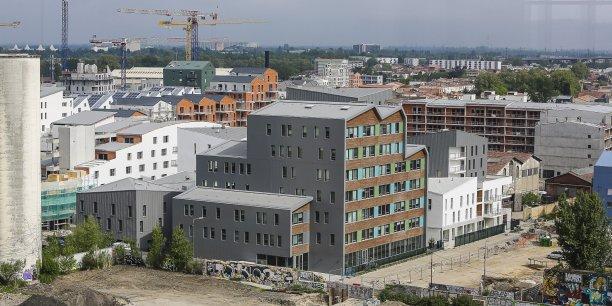 Quand la gironde s interroge sur l urbanisme bordelais for Appartement bordeaux bassin a flot