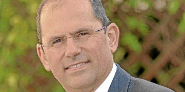 Philippe Laurent, maire de Sceaux dans les Hauts-de-Seine depuis 2001.