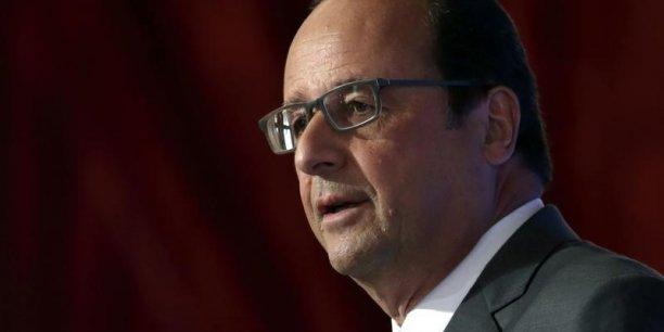C'est un succès important pour l'Europe qui doit entendre le message des Grecs qui s'engagent à faire des efforts, ils en ont déjà faits beaucoup, mais qui veulent aussi du progrès social, qui veulent aussi de la croissance, a déclaré François Hollande.