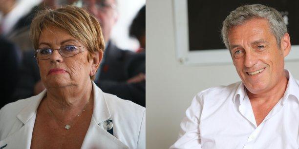 La socialiste Monique Iborra se range finalement aux côtés de Philippe Saurel (divers gauche)