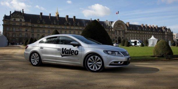 L'équipementier automobile français Valeo travaille sur un projet de voiture autonome dont il a déjà présenté à la presse une première démonstration.