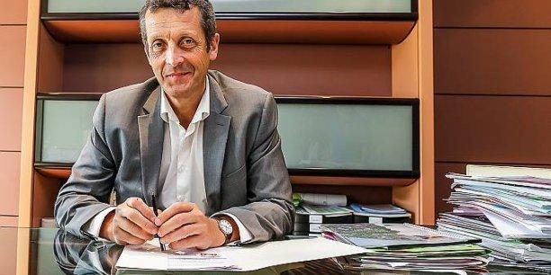 Jacques Mangon, patron de l'urbanisme métropolitain et invité vedette de l'Oiso