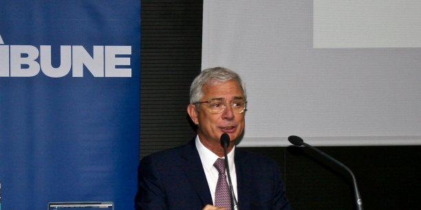 La moitié de la planète regarde les JO. Et l'olympisme est un révélateur mondial de l'excellence des entreprises., souligne Claude Bartolone.