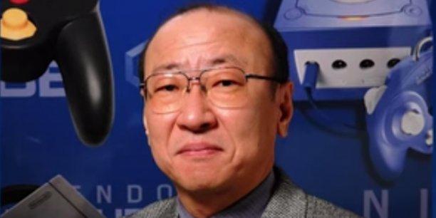 Tatsumi Kimishima a été président de Nintendo of America en 2002 où il était responsable des activités de l'entreprise en Amérique du Nord et en Amérique latine.