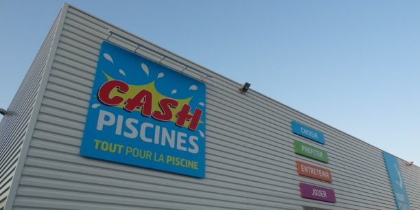 Depuis bordeaux cash piscines se lance dans le grand bain for Cash piscine clermont