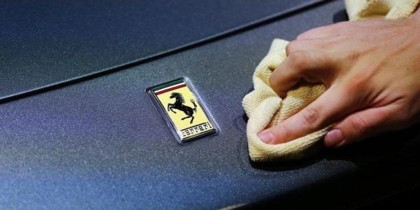 Selon le cabinet Dealogic, l'arrivée de Ferrari est attendue pour le 20 octobre à Wall Street.