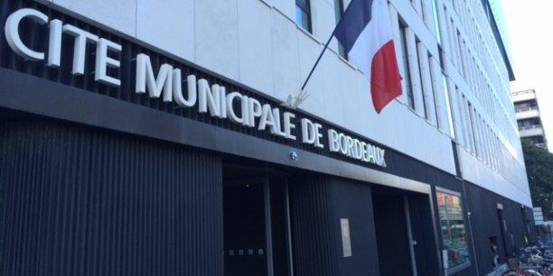 La Cité municipale est un vaste ensemble de 21.000 m2 où ont été regroupés les services municipaux éparpillés.