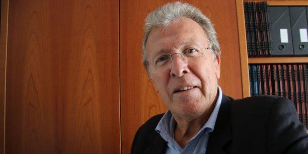 François Charpentier, spécialiste de la protection sociale.