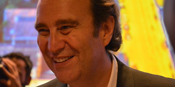 Xavier Niel, patron de Free et fondateur du groupe Iliad