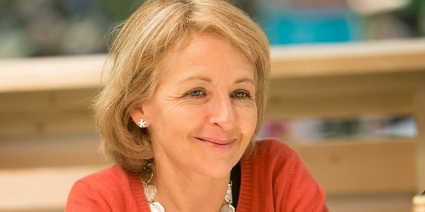 La députée Laure de La Raudière (Agir - Eure-et-Loire) est connue pour ses travaux menés sur la blockchain.