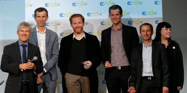 Dans l'Ouest,  trente-sept dossiers ont été examinés, dont un tiers a été sélectionné par le jury, qui en a retenu trois. Le premier prix (20.000 euros) a été décerné à la start-up lilloise PeoplBrain, co-fondée par Sebastien Chevalier.
