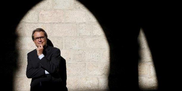 Artur Mas n'a pas obtenu sa reconduction par le parlement catalan.